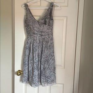 Beautiful Silk Bridesmaid Dress